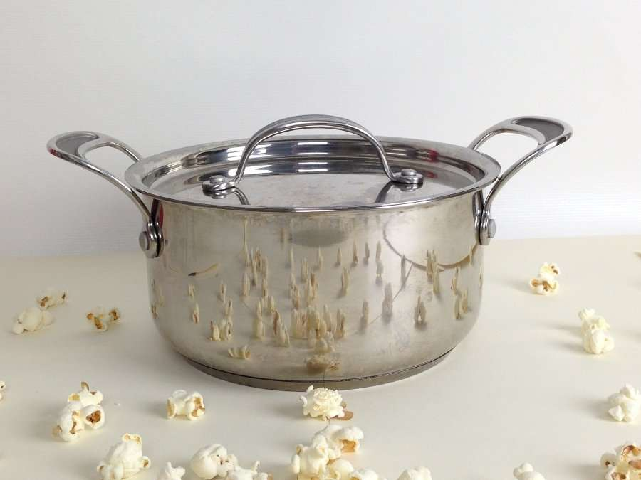 popcornkastrull
