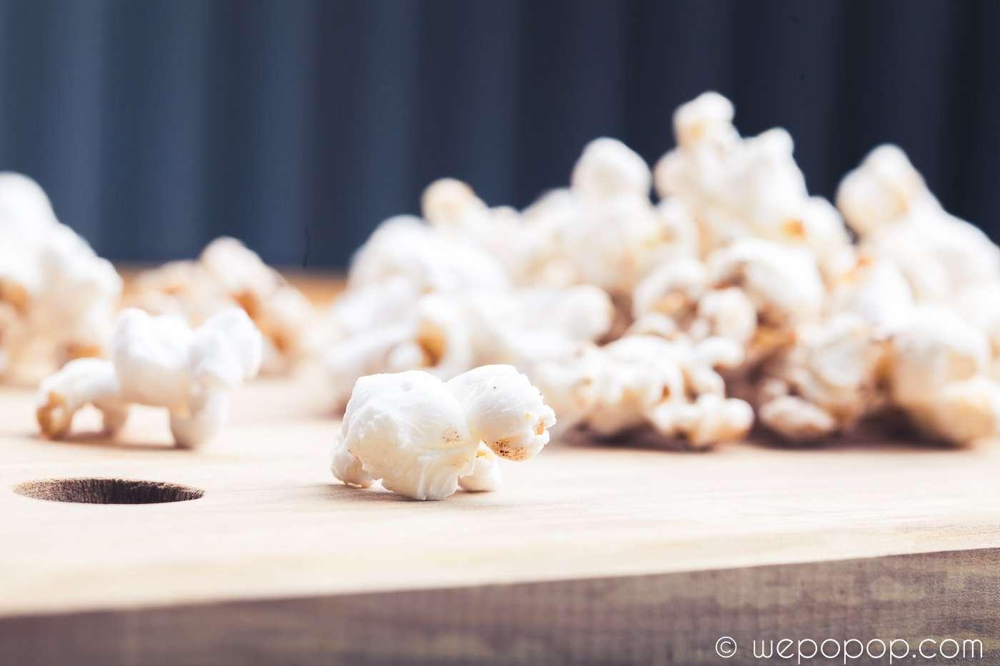 Orientaliska popcorn