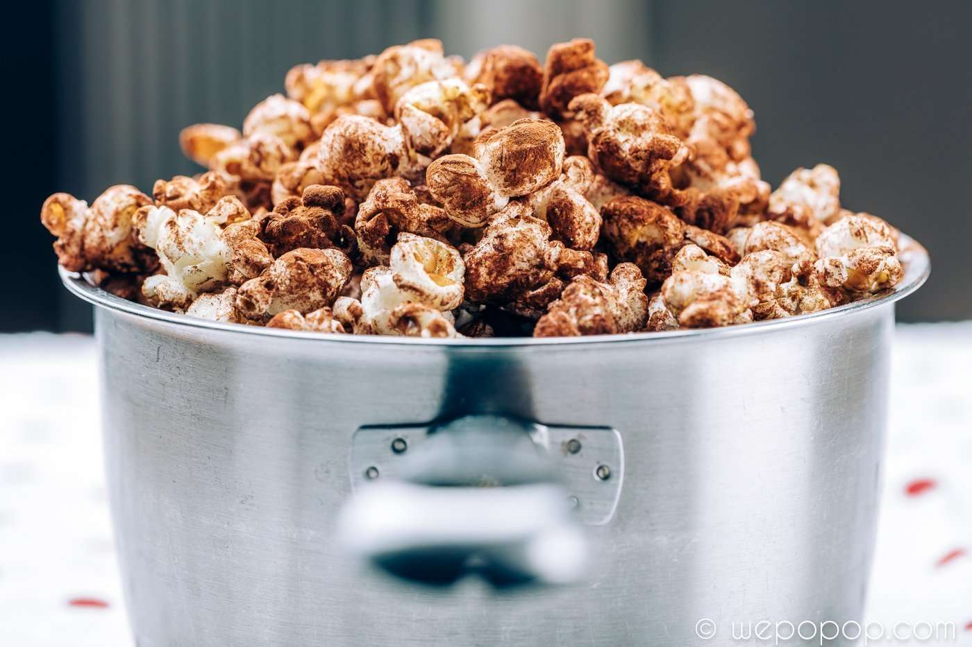 Chokladpopcorn (lågkalori)