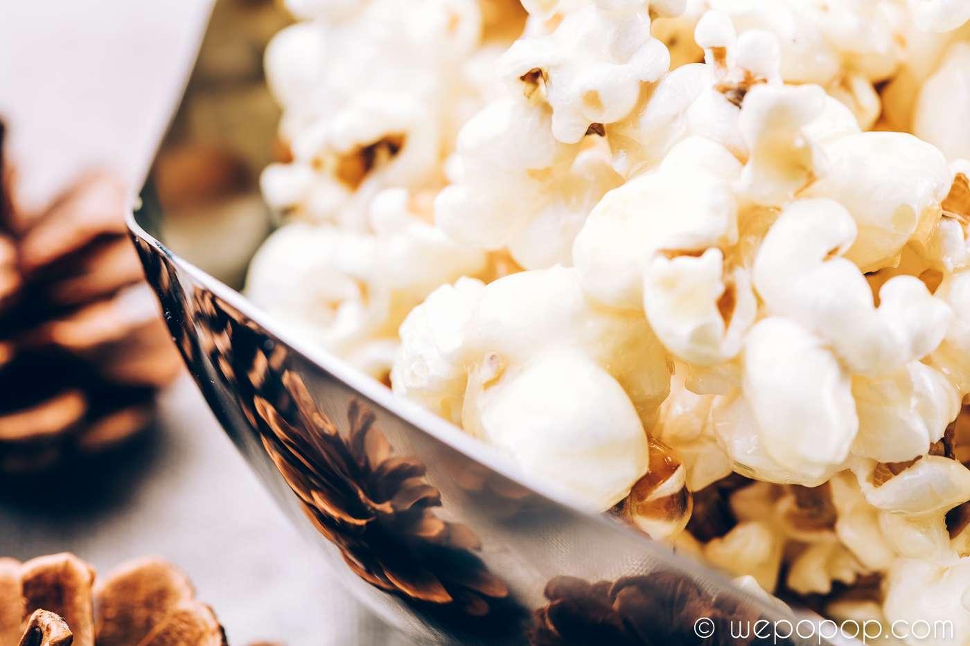 Smörkola popcorn