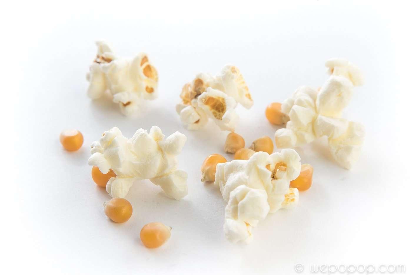 Faror med popcorn
