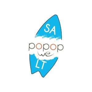 Popcornsalt speciellt för popcorn, malt av WePoPoP och mycket drygt: 100g räcker till ca 15 skålar popcorn 300g räcker till ca 50 skålar 1000g räcker till ca 160 skålar (1 år om du poppar 3 gånger i veckan varje vecka). Tillsätt ca 1 tsk i oljan när du poppar 1 dl popcornkärnor. Saltet är pulveriserat så att det snabbt löses upp i oljan och blir jämt fördelat över popcornen. Ibland kan man behöva en gaffel för att mosa eventuella klumpar. I saltet ligger enstaka popcornkärnor för att suga upp fukt och förhindra klumpbildning. De behöver inte plockas bort utan poppas tillsammans med övriga popcorn.