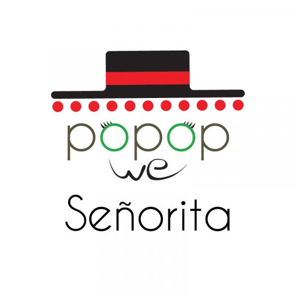 """Señorita: En krispig goding Señorita är en lidelsefull goding; passionerad och eldig. Det är ett härligt litet spanskt och krispigt popcorn som smälter i munnen. Ganska mycket nötighet i smaken och det blir perfekt tillsammans med rapsolja. Passar till romantiska komedier som """"Fyra bröllop och en begravning"""" eller """"Love Actually""""."""