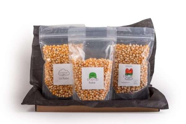Mushroompopcornpaket